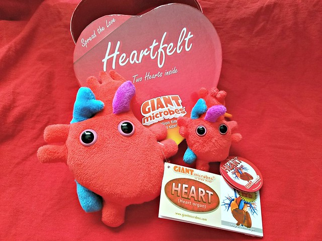 Valentine Perfect GIANTmicrobes