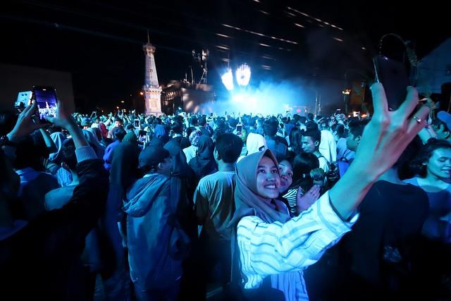 Wayang Jogja Night Carnival 2018
