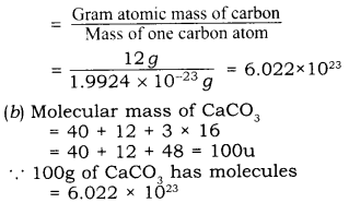 RBSE Solutions for Class 9 Science Chapter 3 Atomic Structure 1.10