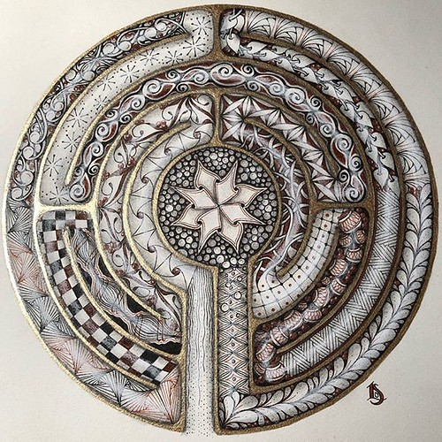 Tangled Labyrinth