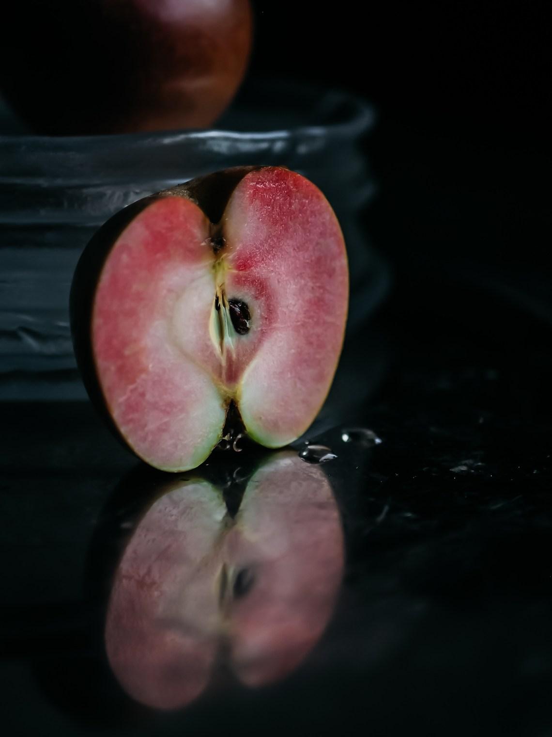 pinkki omena