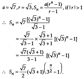 NCERT Solutions for Class 11 Maths Chapter 9 Sequences and Series 44