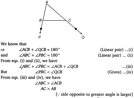 NCERT Solutions for Class 9 Maths Chapter 7 Triangles 25