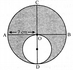 RD Sharma Class 10 Solutions Chapter 13 Areas Related to Circles Ex 13.4 - 35