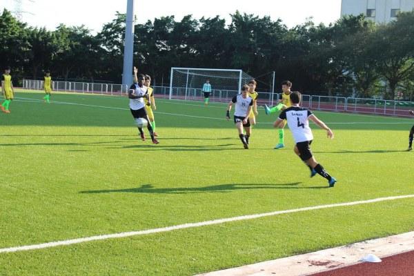 20181218大專足球運動聯賽 元智北區奪冠 (2)
