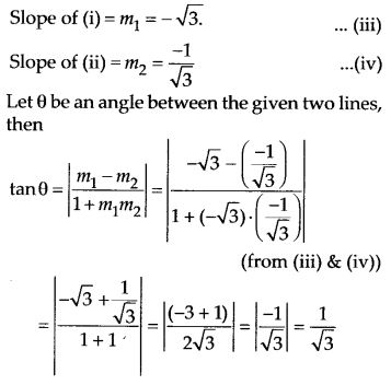 NCERT Solutions for Class 11 Maths Chapter 10 Straight Lines 40