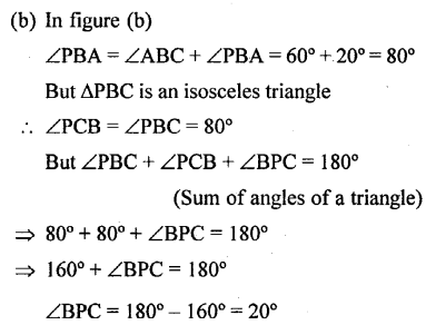 Selina Concise Mathematics Class 6 ICSE Solutions - Triangles (Including Types, Properties and Constructions) -5s.