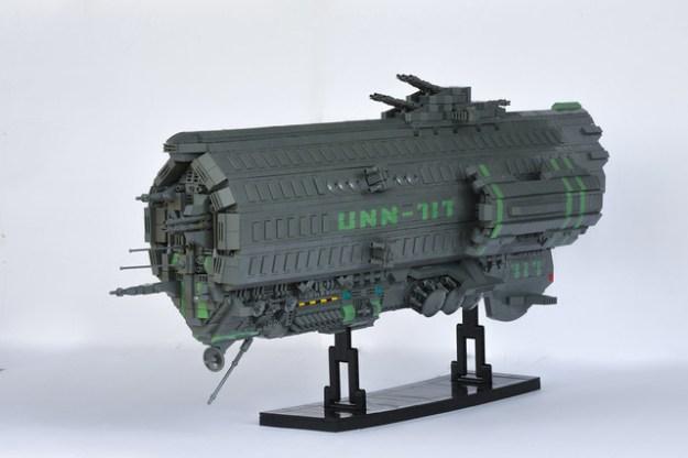 "UNN-717 ""Olympia"""
