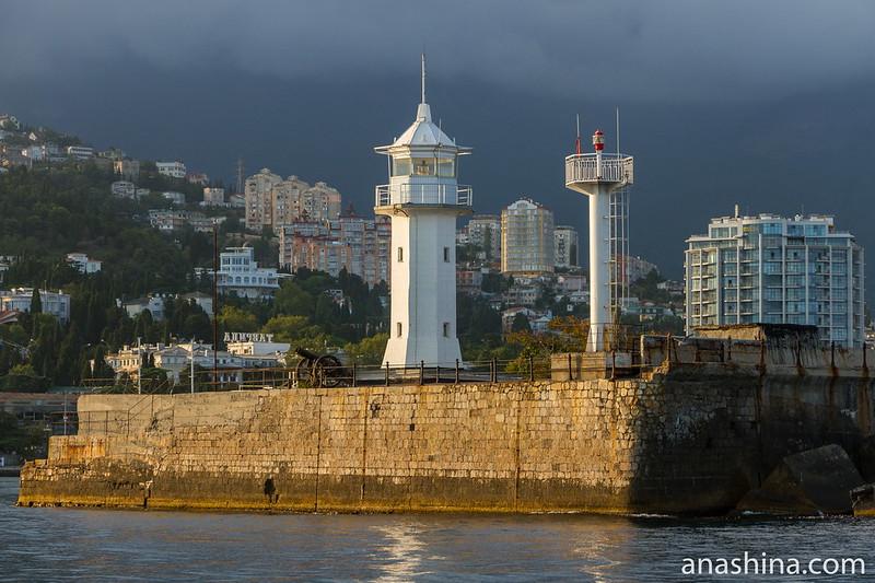 Ялтинский маяк, Ялта, Крым