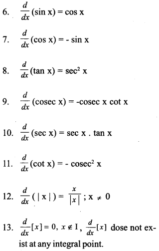 Plus One Maths Notes Chapter 13 Limits and Derivatives 3