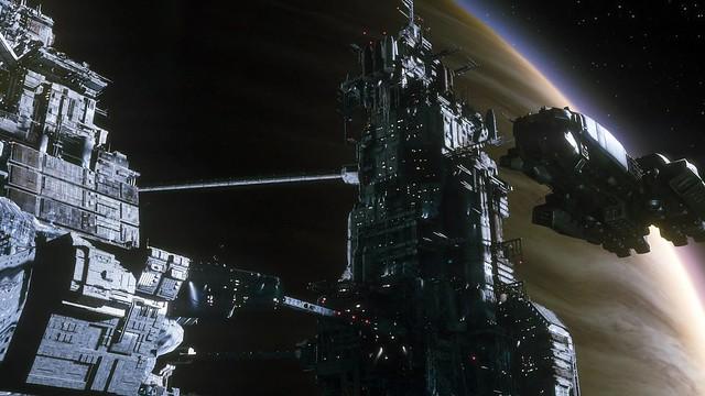 Alien Isolation - Raumstation