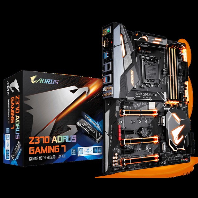 Gigabyte's TOP Gaming Motherboard
