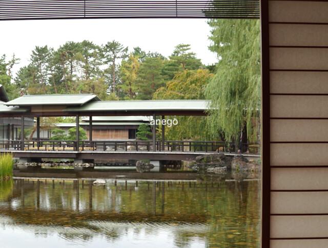 京都迎賓館 渡り廊下