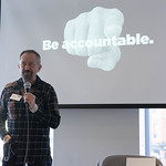 Creative Mornings Ottawa with Rob Smith