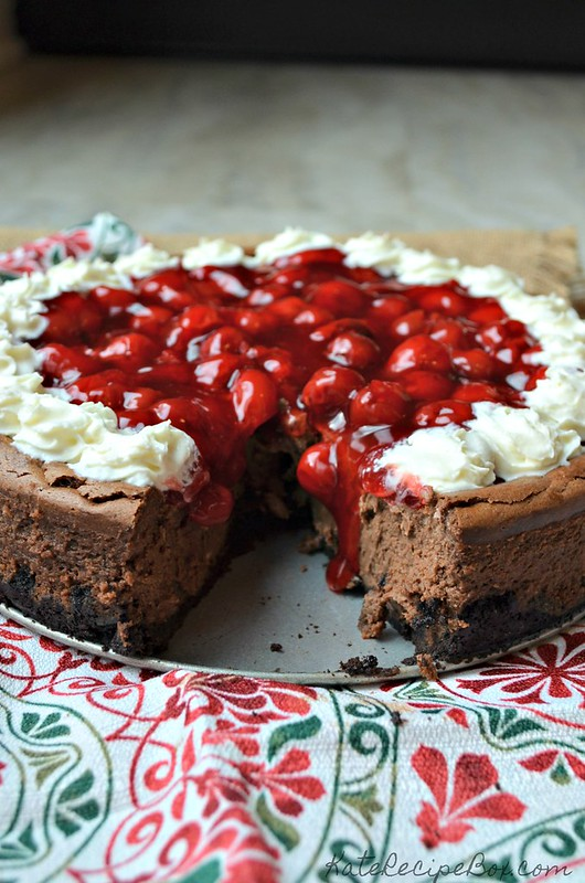 Black Forest Cheesecake 3