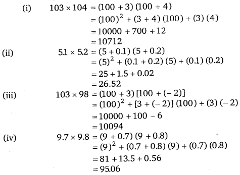 NCERT Solutions for Class 8 Maths Chapter 9 Algebraic Expressions and Identities 35