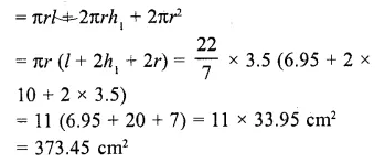 RD Sharma Class 10 Solutions Chapter 14 Surface Areas and Volumes Ex 14.2 5a3