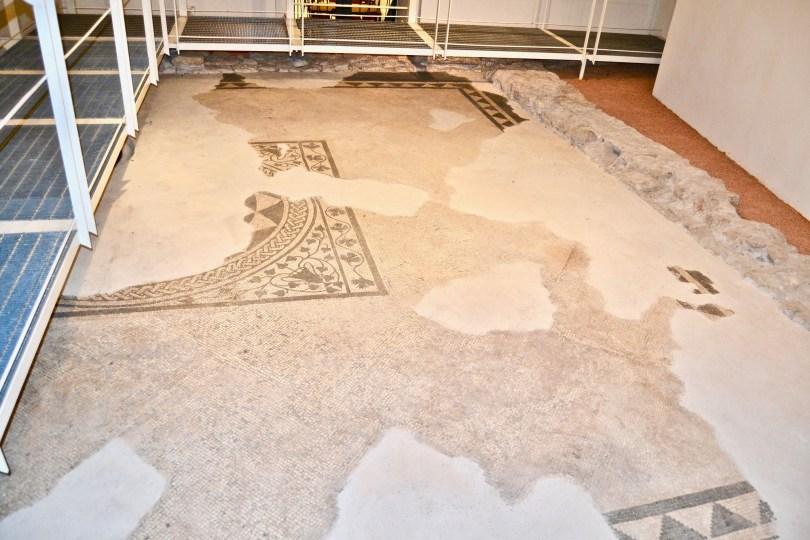 Itinerario di Trento - Mosaico del SASS