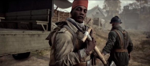 Battlefield V  -  We Wuz Kangz