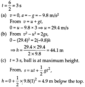 NCERT Solutions for Class 9 Science Chapter 10 Gravitation 18