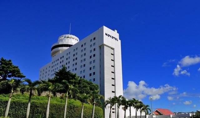 Novotel Okinawa Naha - Exterior
