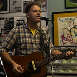Area Resident and Jonathan Pearce @ The Record Centre