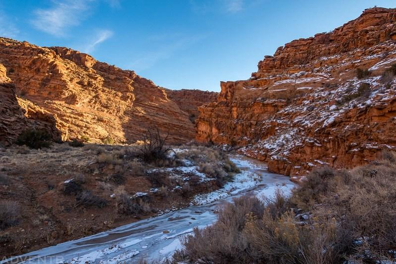 Salt Wash Canyon