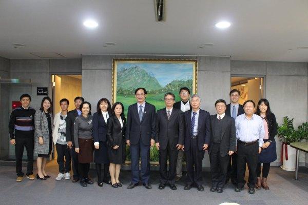 20181220越南同塔大學至元智大學洽談合作