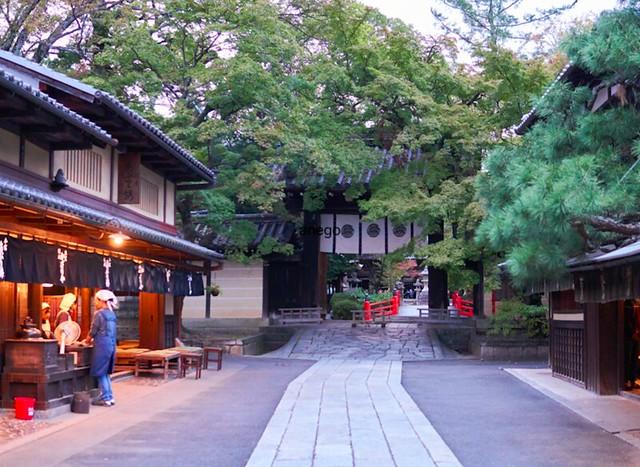 今宮神社 門前の餅屋