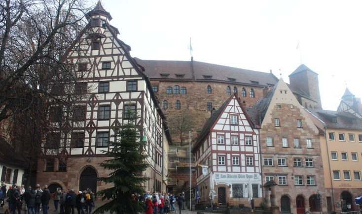 The house of Albrechet Dürer, Nuremberg, Germany