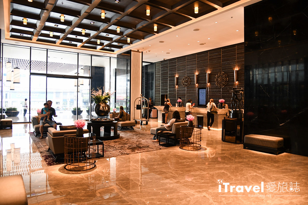 曼谷苏拉翁塞万豪酒店 Bangkok Marriott Hotel The Surawongse (3)