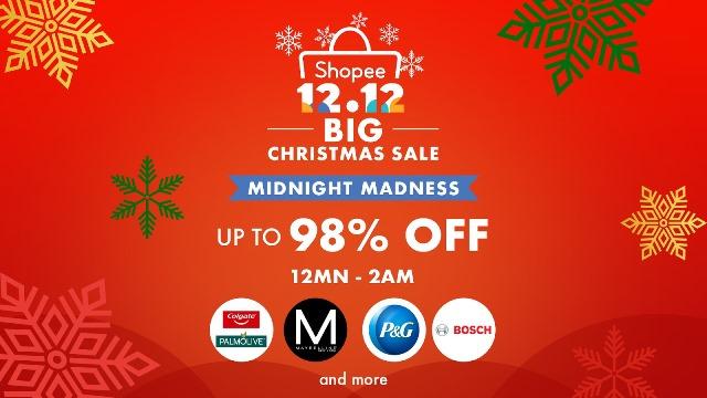 shopee Midnight-Madness
