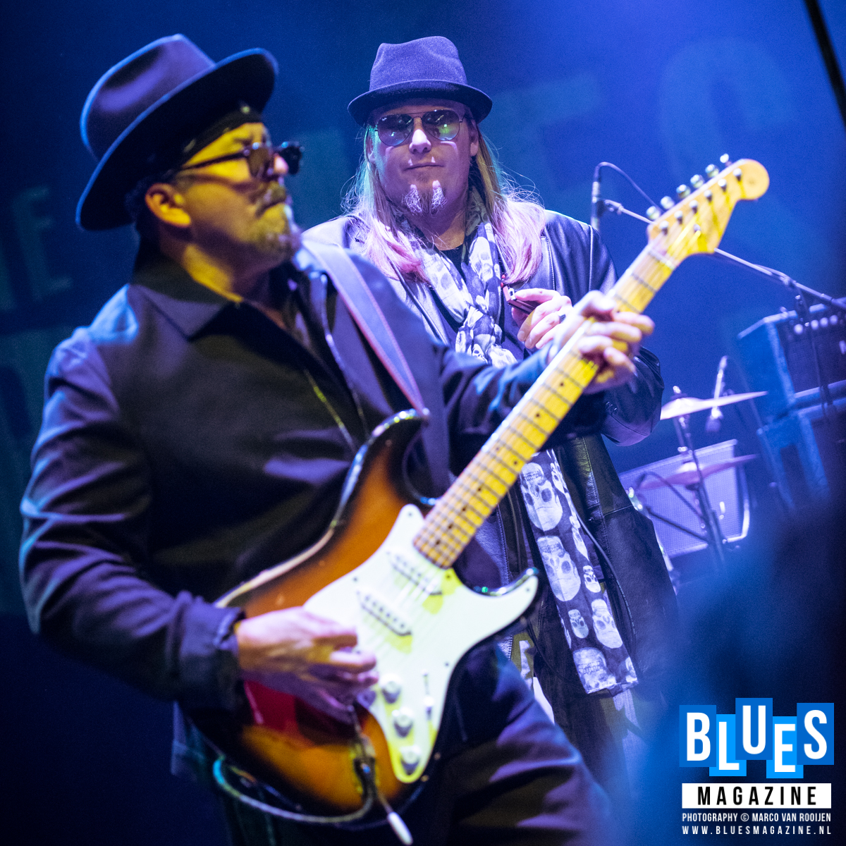 Flirting with the Blues - Kid Ramos Blues Band ft. Big Pete