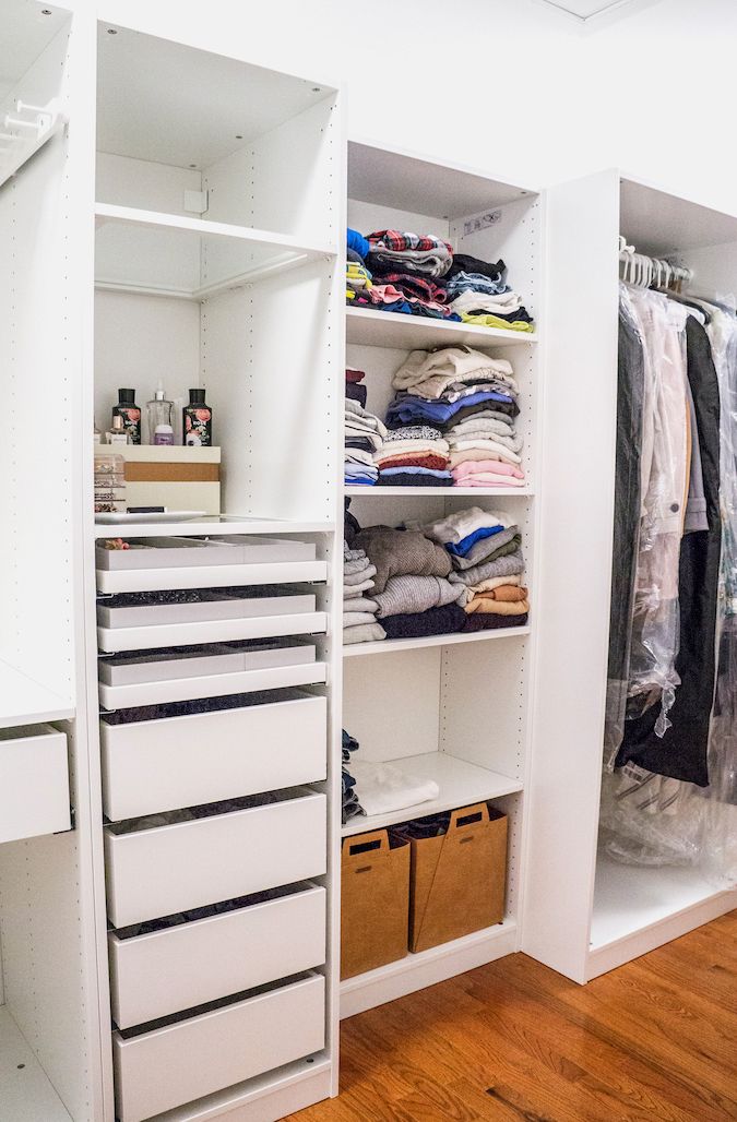 Designing Our Ikea Pax Closet System The Diy Playbook