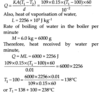 NCERT Solutions for Class 11 Physics Chapter 11Thermal Properties of matter 16
