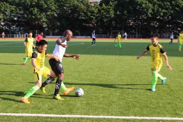 20181218大專足球運動聯賽 元智北區奪冠 (1)