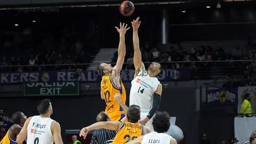 J11 ACB: Real Madrid - Herbalife Gran Canaria (9-12-2018)
