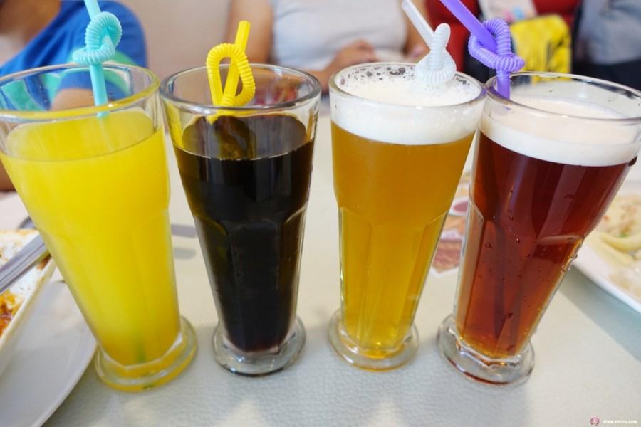 [桃園美食]咪荳複合式餐坊~延平公園與婦女館旁邊的平價套餐與下午茶餐廳 @VIVIYU小世界