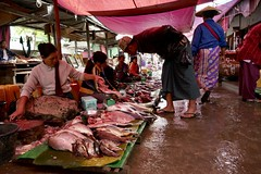 Market and cooking class in Nyaung Shwe