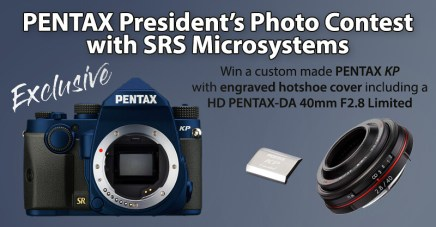 PENTAX President's Photo Competition (UK Only!)