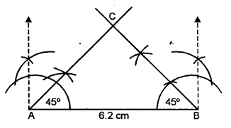 Selina Concise Mathematics class 7 ICSE Solutions - Triangles -c4a