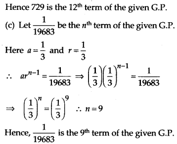 NCERT Solutions for Class 11 Maths Chapter 9 Sequences and Series 40
