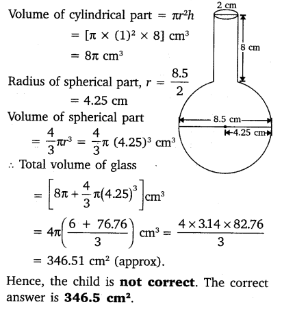 NCERT Solutions for Class 10 Maths Chapter 13 Surface Areas and Volumes 24