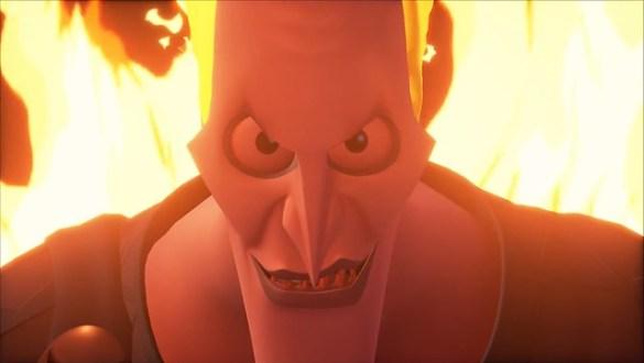 Kingdom Hearts 3 - Hades