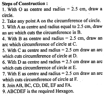 ML Aggarwal Class 9 Solutions for ICSE Maths Chapter 13 Rectilinear Figures  ex 2  24a