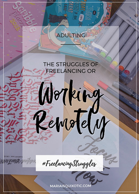 Freelancing Struggles