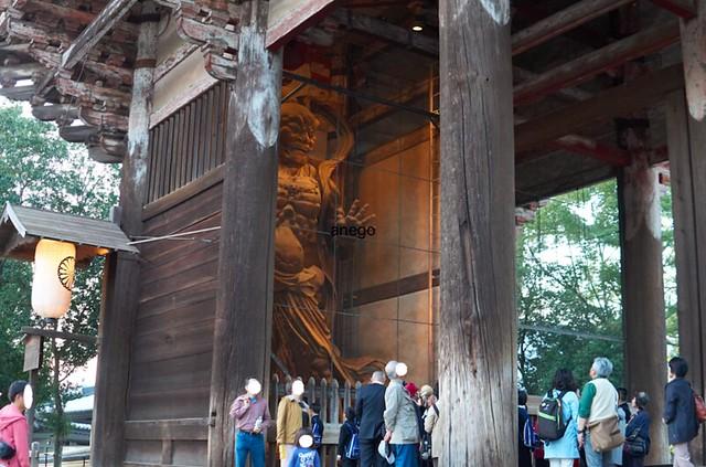東大寺 仁王像