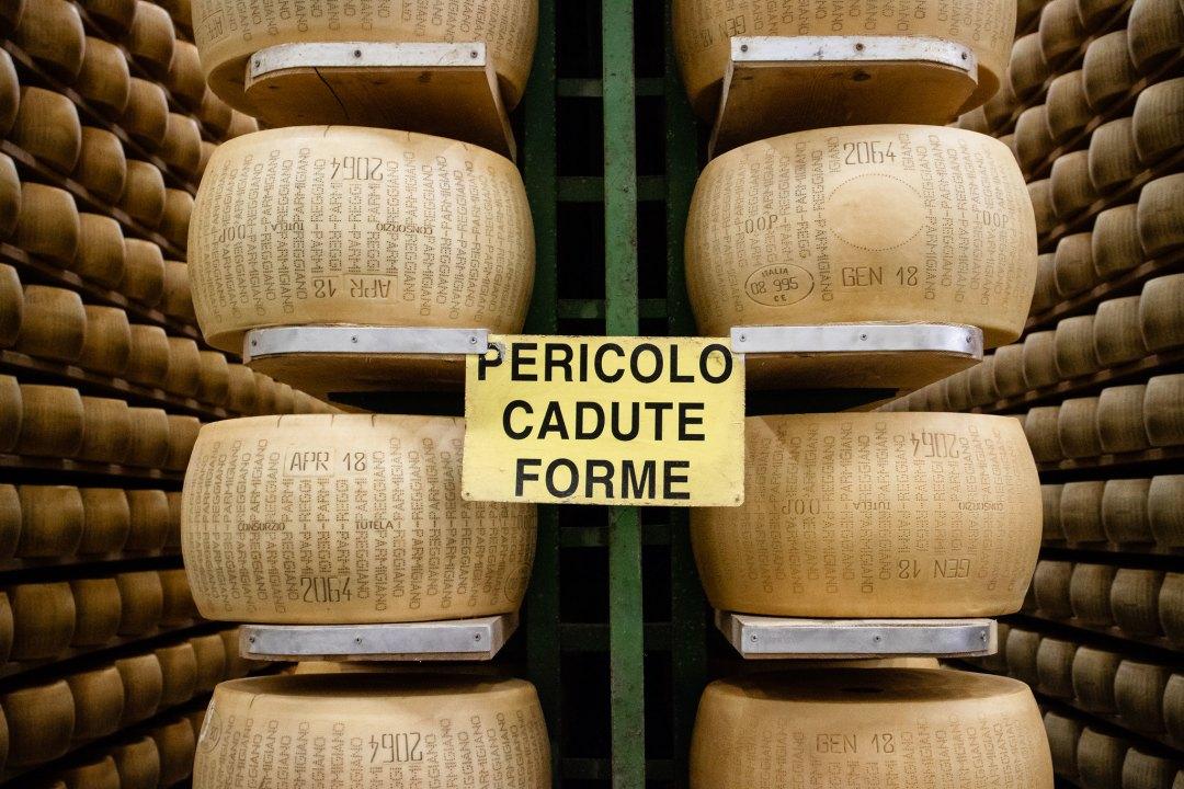 Parmigiano Reggiano Parma2064