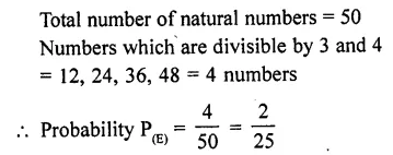 RD Sharma Class 10 Solutions Chapter 16 Probability Ex 16.1 63