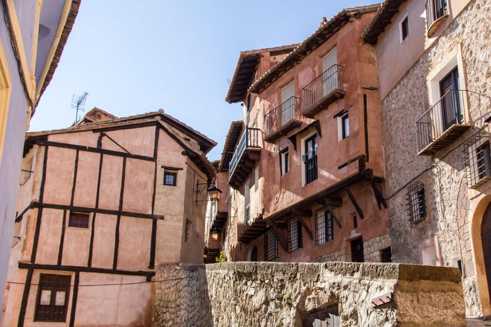 calle del Chorro Albarracin Teruel 03